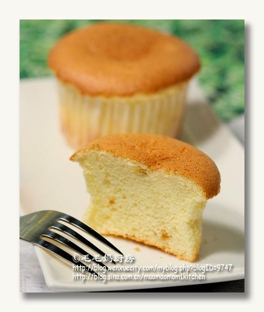 乳酪戚风杯蛋糕1 【乳酪戚风杯蛋糕】