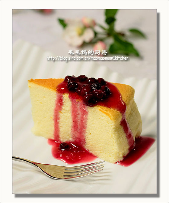 低脂轻乳酪蛋糕1 做出完美的  低脂轻乳酪蛋糕