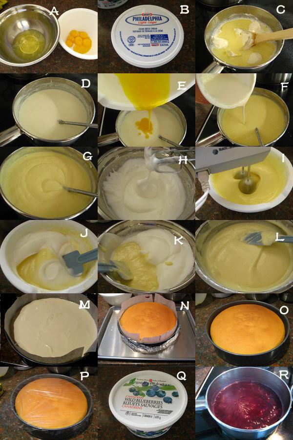 低脂轻乳酪蛋糕2 做出完美的  低脂轻乳酪蛋糕