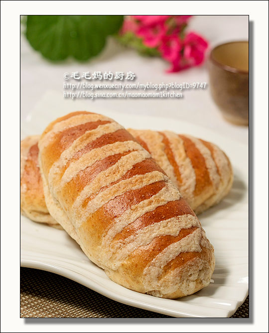 全麦酥香面包1 全麦酥香面包