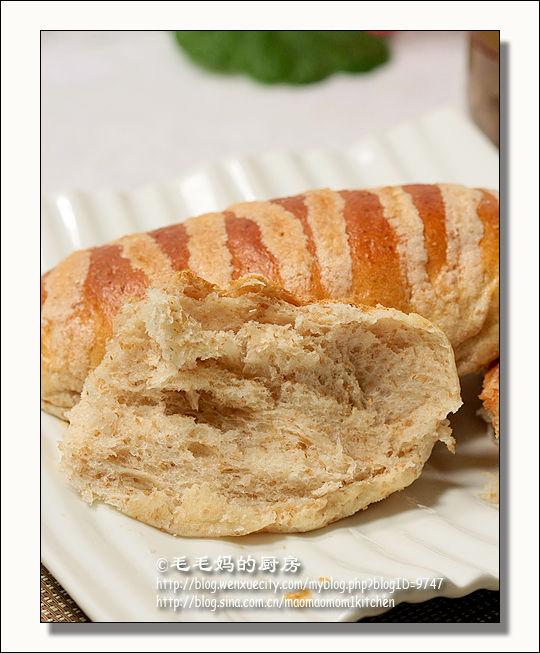 全麦酥香面包3 全麦酥香面包