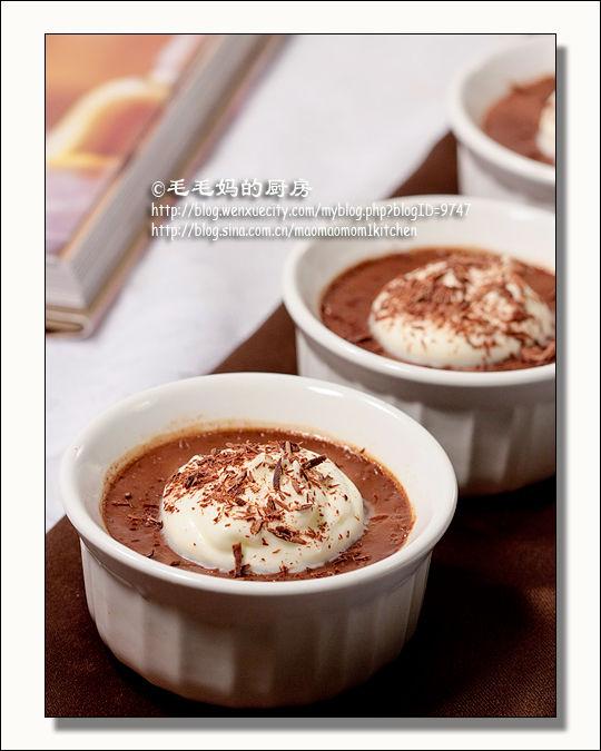 奶油巧克力杯1 奶油巧克力杯