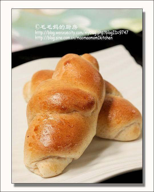 奶黄面包卷1 奶黄面包卷