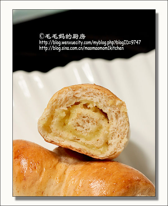奶黄面包卷3 奶黄面包卷