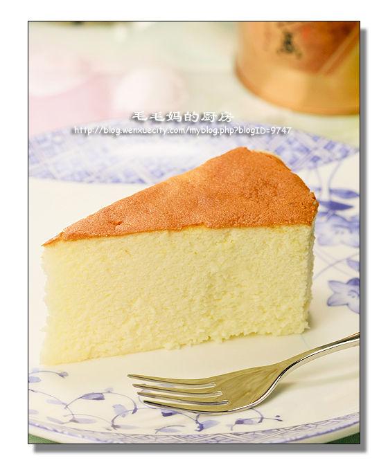 柠檬轻乳酪蛋糕1 柠檬轻乳酪蛋糕