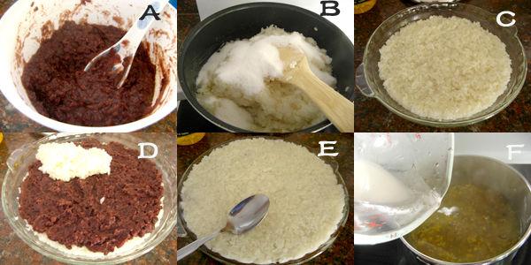 桂花豆沙凉糕2 桂花豆沙凉糕