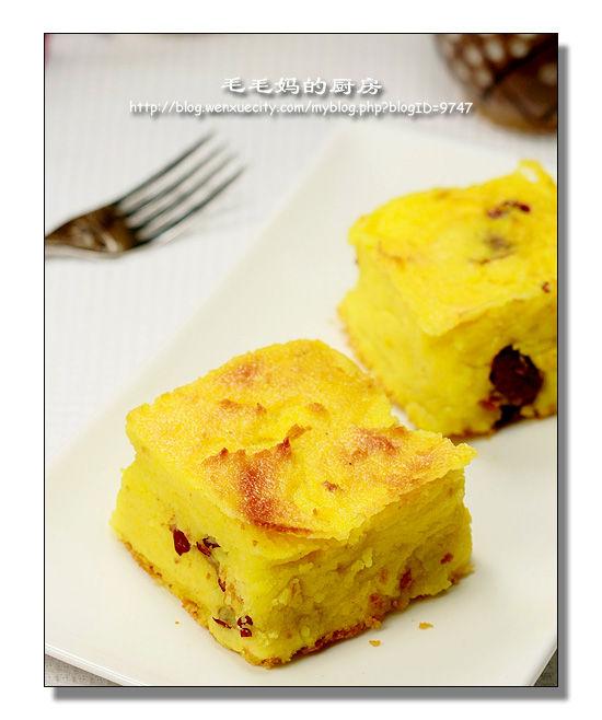 玉米枣糕1 玉米枣糕