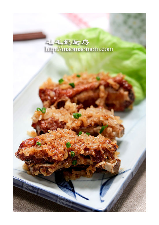 Instantpot pressure cooker recipes maomaomom steamed baby ribs with glutinous rice forumfinder Image collections