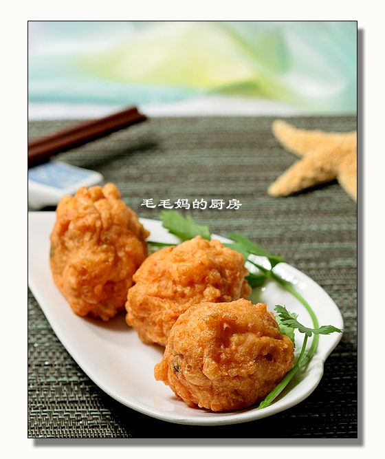 腐香豆腐虾丸子1 腐香豆腐虾丸子