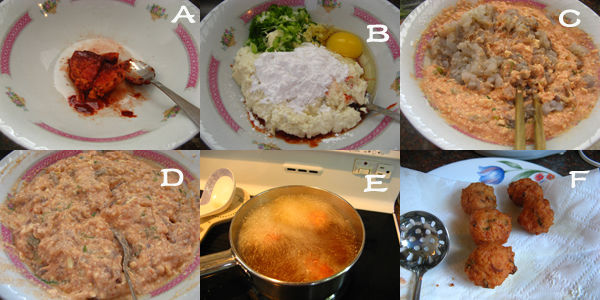 腐香豆腐虾丸子2 腐香豆腐虾丸子