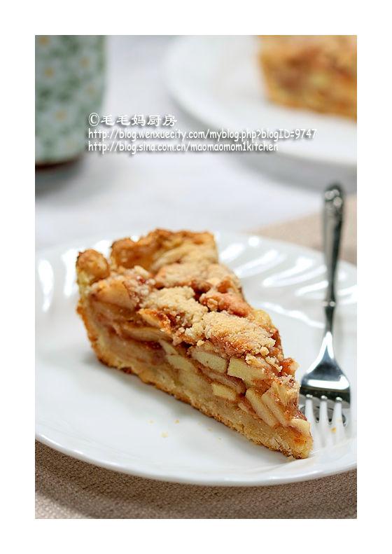 苹果派2 【苹果派】 非常酥松的派皮
