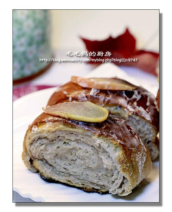 苹果面包1 苹果面包
