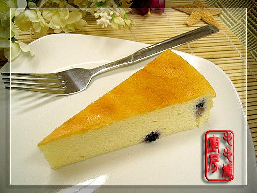 """蓝莓乳酪蛋糕2 """"蓝天使之吻""""  蓝莓乳酪蛋糕"""