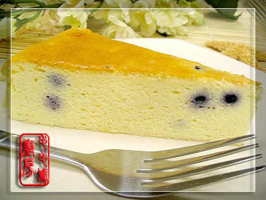 """蓝莓乳酪蛋糕3 """"蓝天使之吻""""  蓝莓乳酪蛋糕"""