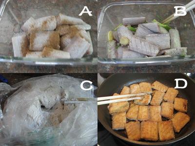 香煎带鱼1 香煎带鱼