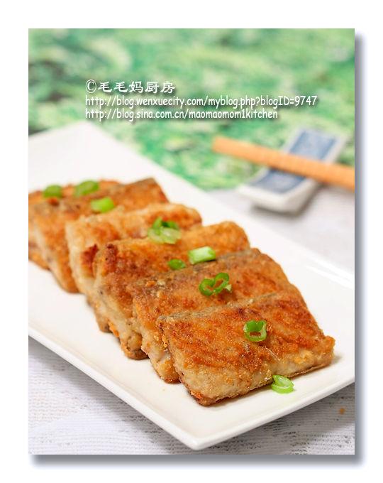 香煎带鱼2 香煎带鱼