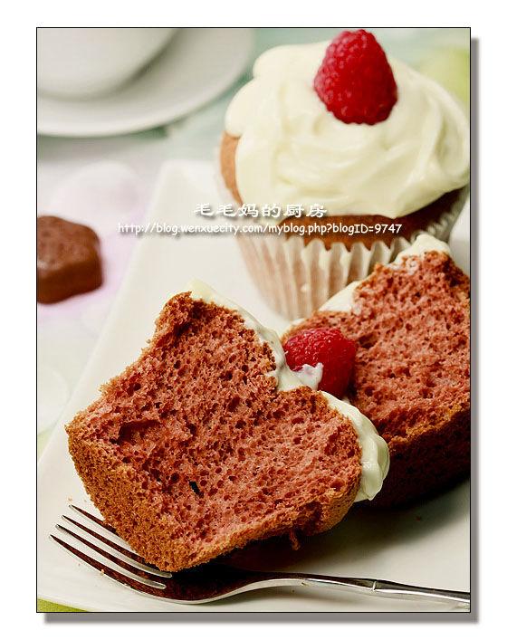 鲜乳酪巧克力纸杯蛋糕3 鲜乳酪巧克力纸杯蛋糕