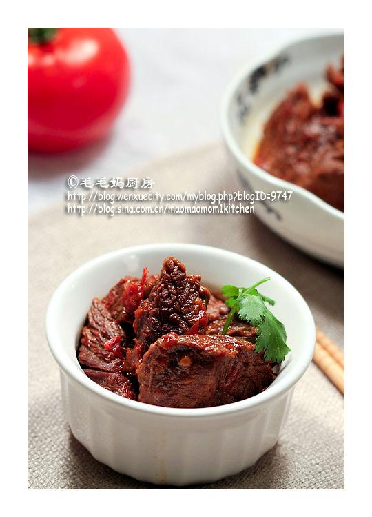 11 西红柿烧牛肉