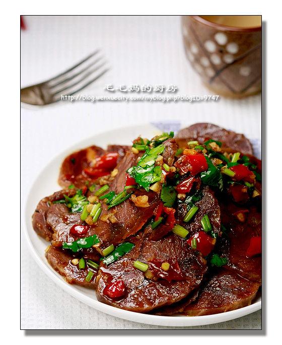 110 香辣卤牛肉