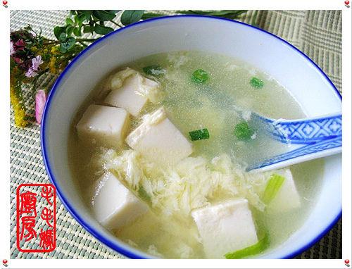 1186 鱼骨豆腐汤