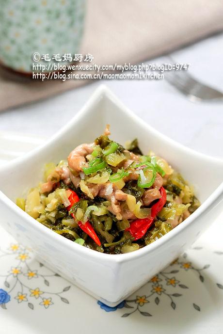 140 【酸菜蒸鸡】