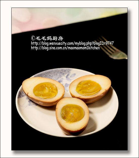149 【糖心卤水蛋】