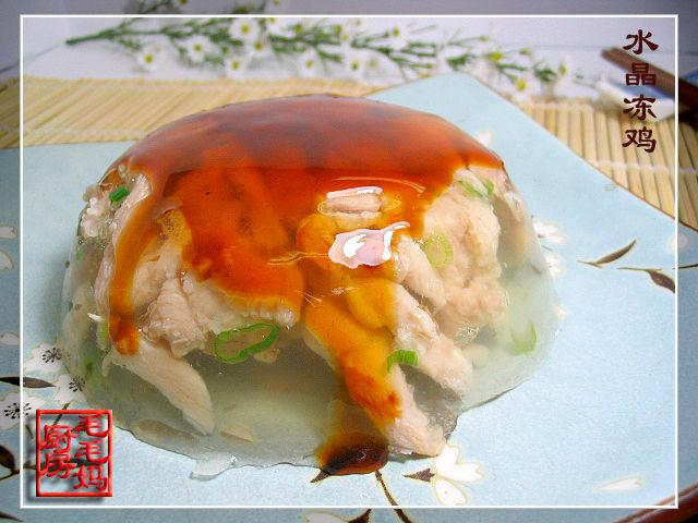 183 水晶冻鸡