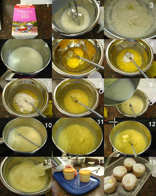 1 北海道戚风蛋糕