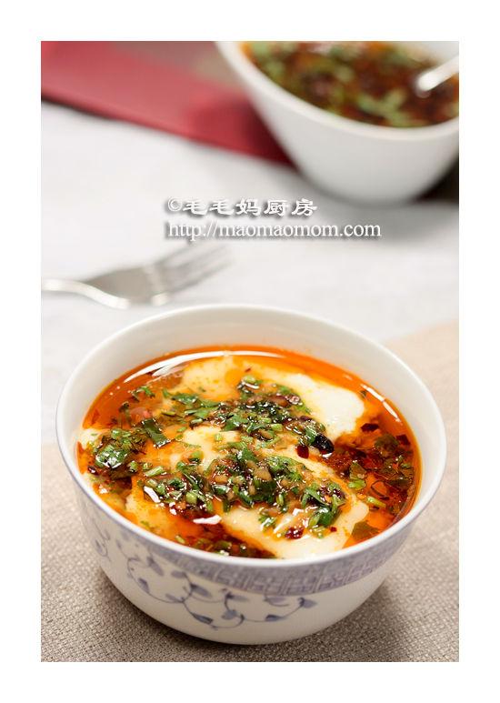 咸甜豆腐花4 中式小吃
