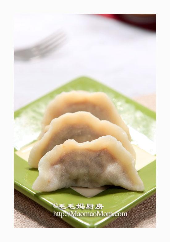 芹菜肉馅饺子2 【芹菜肉馅饺子】
