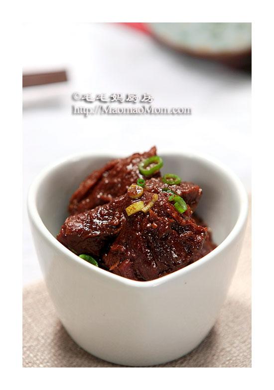 五香牛肉2 电压力锅菜肴