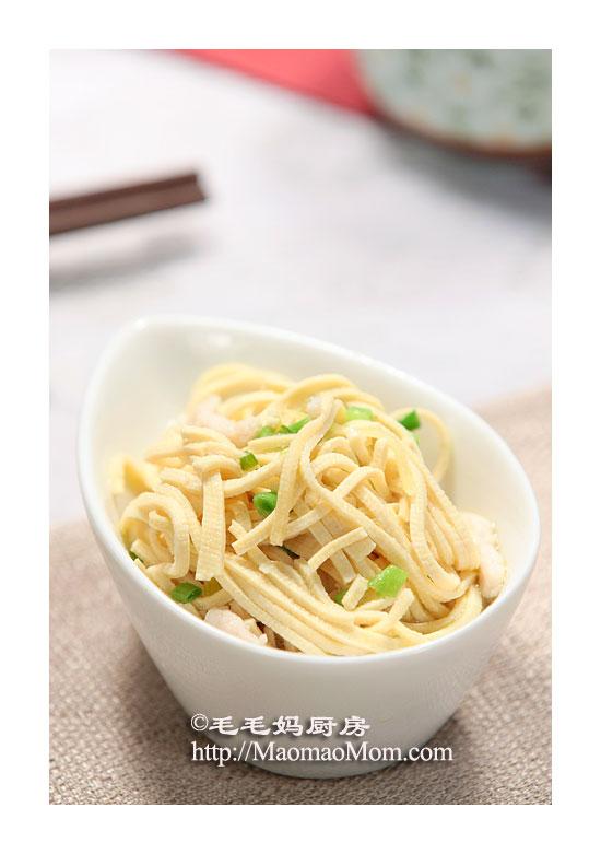 煮干丝2 【煮干丝】