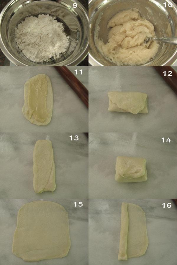 紫薯酥1b 【紫薯酥饼】