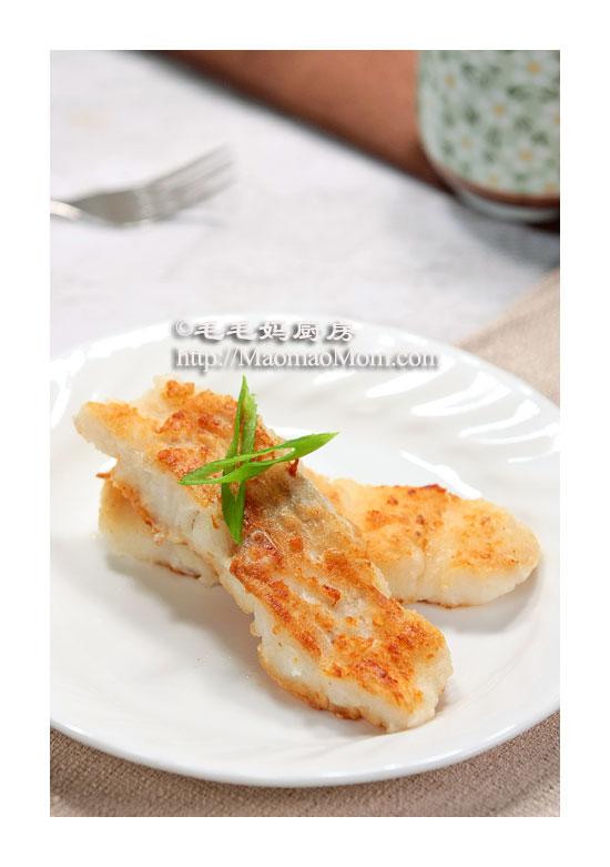 香煎鱼片2 海鲜菜谱