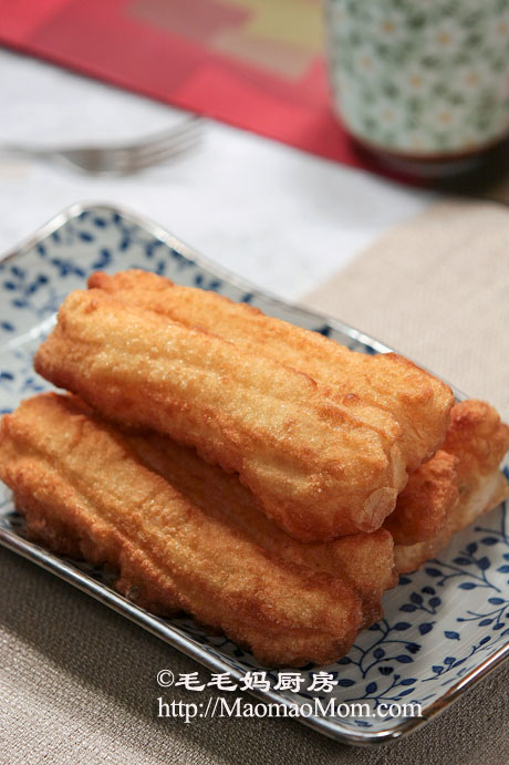 bread recipes fried Chinese
