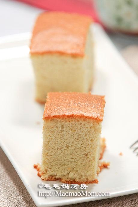 香蕉戚风蛋糕f2 Dessert