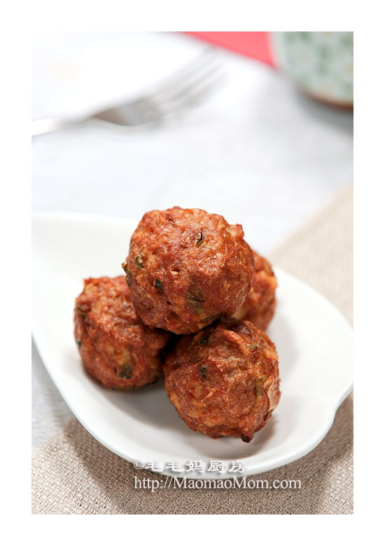 藕丸子F1 Pork & Beef