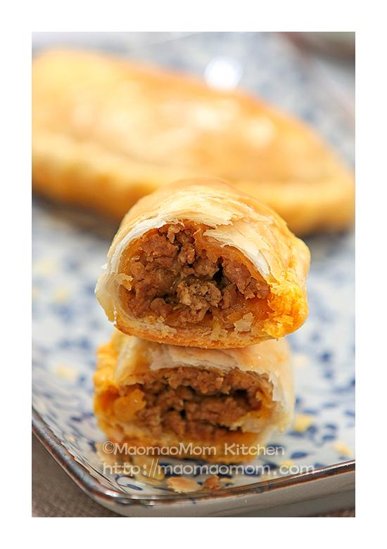 咖喱饺F2 【Curry Puffs】 【咖喱饺】