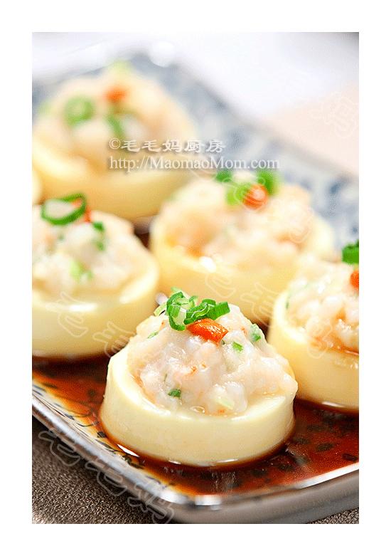 鲜虾酿豆腐F1 ToFu