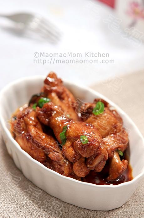 陈皮鸡翅F1 Poultry