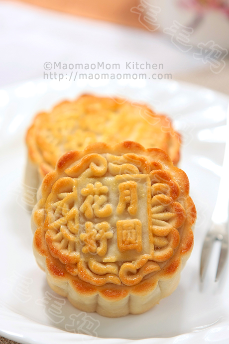 月饼集锦Moon Cakes