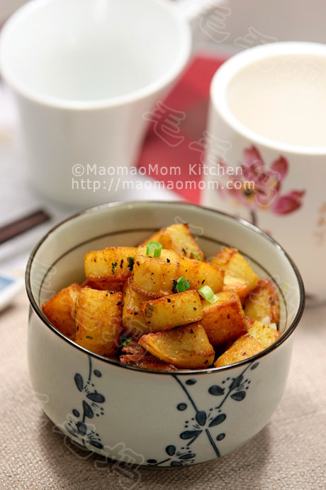 咖喱土豆final Curry potatoes 咖喱土豆