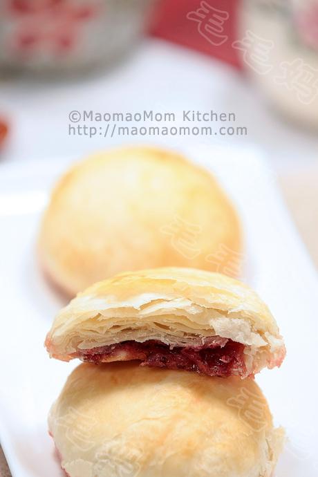 玫瑰酱酥饼final2 Dessert