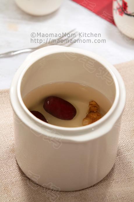 红枣炖西洋参final Dessert