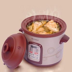 天际紫砂炖锅DGD40 40SWD 华人生活馆特价豆浆机/面条机等产品
