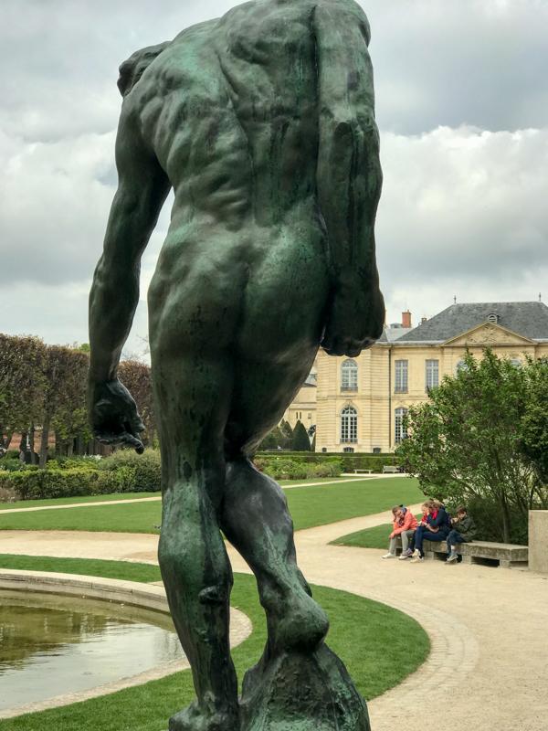 IMG 0921 巴黎的四月  罗丹博物馆,巴黎歌剧院