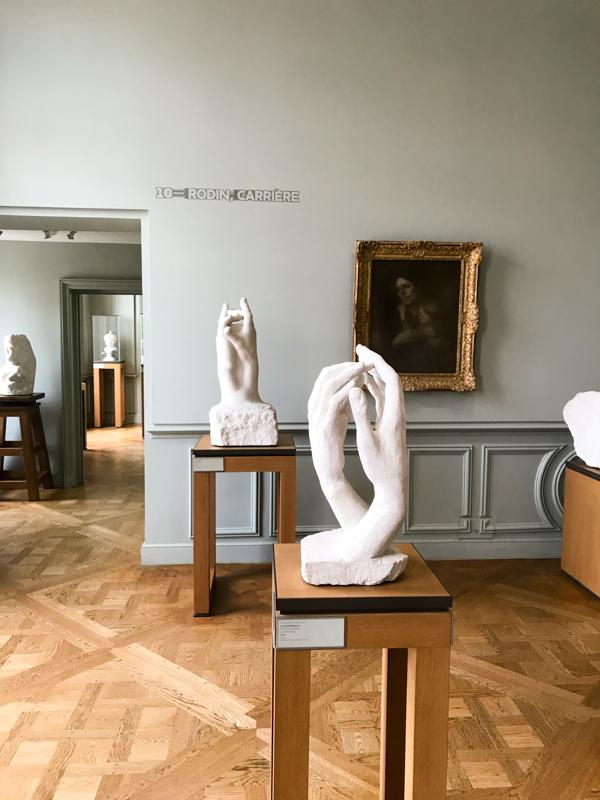 IMG 0935 巴黎的四月  罗丹博物馆,巴黎歌剧院