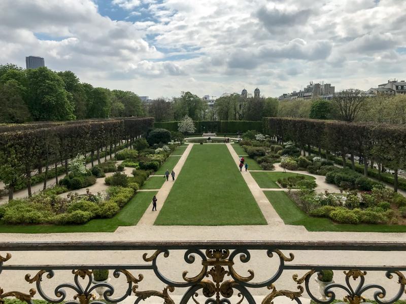 IMG 0937 巴黎的四月  罗丹博物馆,巴黎歌剧院