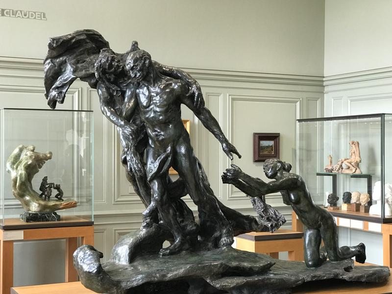 IMG 0938 巴黎的四月  罗丹博物馆,巴黎歌剧院