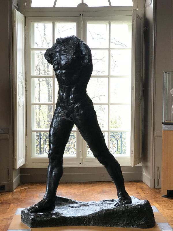IMG 0939 巴黎的四月  罗丹博物馆,巴黎歌剧院